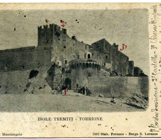 1 - Isole Tremiti – Torrione - 1905